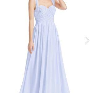 Azazie Cameron Chiffon Bridesmaid Dress